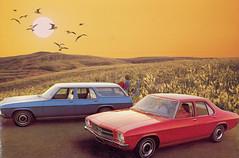 GHOLDEN (Keysgoclick) Tags: auto car collage vintage surrealism surreal eclectic mikhailsiskoff keysgoclick