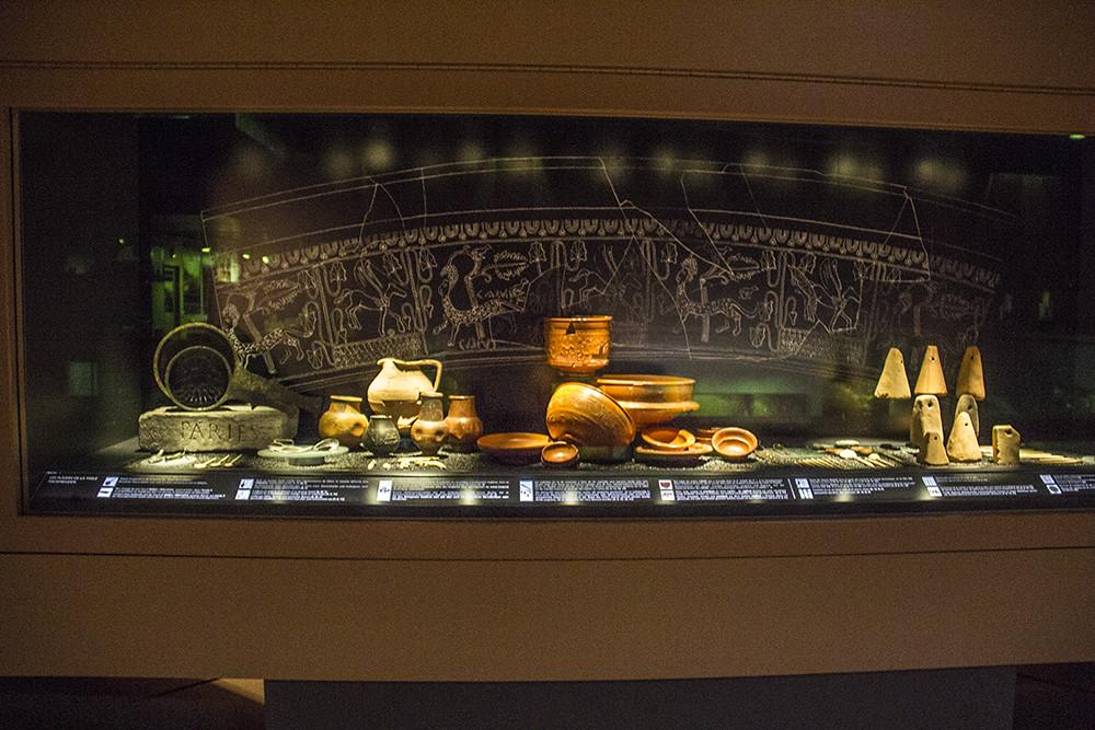 Fondation Gianadda - Objetos romanos