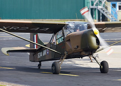 Auster (Bernie Condon) Tags: vintage army military preserved britisharmy aac haf liason aacc aop airobservationpost