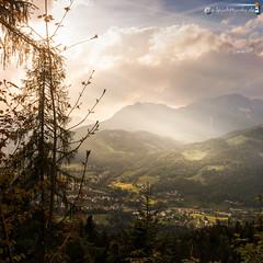 After the rain (dieLeuchtturms) Tags: alps germany square bayern deutschland bavaria berchtesgaden europa europe alpen 1x1 quadrat quadratisch berchtesgardnerland