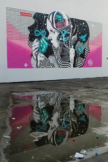Street art Louvain-la-Neuve