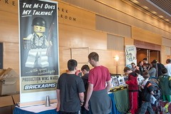 And now a word from our sponsors (SEdmison) Tags: oregon portland lego convention sponsor legoconvention gibrick brickscascade brickscascade2016