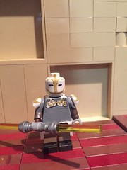 Lego Jedi Temple Guard (Rebels) (G series) Tags: