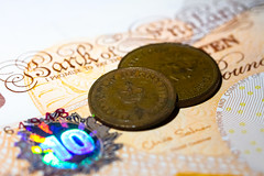 Pounds & Pennies [explored 02/05/16] (Guigou1900) Tags: with letter p begins macromonday