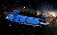 Estela (Legoloverman) Tags: lego space spaceship ncs nanoscale neoclassicspace