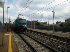 E464.673 SFM 3 10319 a Collegno (TO) (simone.dibiase) Tags: 3 train torino trains porta tre treno susa linea nuova metropolitano trenitalia treni servizio ferroviario 673 bardonecchia collegno 10319 e464 xmpr