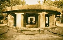 Pataleshwar_Caves_Pune-008 (Mrigank Gupta) Tags: heritage rock canon caves maharashtra nandi shiva pune nagar basalt shivaji rockcut maratha janglimaharaj pataleshwar mrigank rashtrakuta canon18135mm pataleshwarcaves panchaleshvara canon70d mrigankgupta mrigankphotography