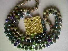 10351881_1621027951546911_6539276046442412383_n (innerjewelz@rogers.com) Tags: handmade traditional jewelry jewellery meditation custom mala 108 mantra intention knotted japamala innerjewelz