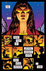 Spider-Woman #1  pag.1 (Javier The Rodriguez) Tags: dennis lopez marvel javier alvaro rodriguez hopeless spiderwoman