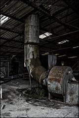 Une ide de titre ? (BriceLahy) Tags: max abandoned danger dark nikon apocalypse machine apo sombre 1855 mad hdr usine manoir urbex interdit dchet prive proprit dtruit d3200 vr2 vrii abandon