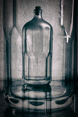 Message in a bottle (imagomagia) Tags: blue light stilllife abstract reflection art composition reflections experimental bottles doubleexposure experiment naturallight nophotoshop stillife bnw fineartphotography studie magicrealism artphoto magicalrealism messageinabottle artphotography stilllifephotography abstractphotography conceptualphotography artabstract artofvisuals artofvisual extremebnw