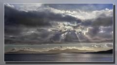 Sky over Mull (Bill McKenzie / bmphoto) Tags: cloud island scotland argyll scenic best mull sunbeams northledaig