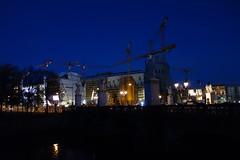 Berliner Stadtschloss am 2016-04-28 (Pascal Volk) Tags: berlin night nacht bluehour berlinmitte blauestunde schlosplatz sonydscrx100