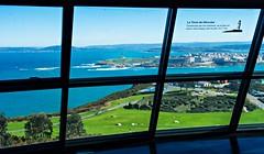 La ventana (Jesus_l) Tags: espaa mar europa acorua torredehrcules jessl