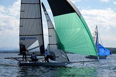 _DSF3864 (Frank Reger) Tags: bayern regatta skiff segeln segelboot 18ftammersee