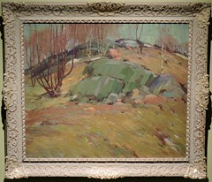 Spring in Northern Ontario (Will S.) Tags: ontario canada art gallery artgallery canadian trunks emilycarr mypics kleinburg aboriginalart canadiana groupofseven tomthomson mcmichael mcmichaelcanadianartcollection mcmichaelgallery