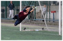 Great fly  Nicola Roggero (Nicola Roggero) Tags: boy fly football friend nicola soccer 2006 calcio torinocalcio roggero goolkeeper pozzomaina greatfly