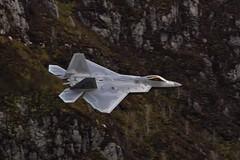 04-4081 F22A USAF (Paul Rowbotham) Tags: fighter jet ty raptor stealth f22 usaf machloop f22a 044081 95thfs