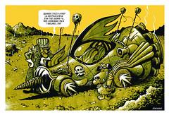 MAD MAX FURY DRAW - Sergio Ponchione (Sugarpulp) Tags: comics tribute fumetti madmax illustrazione sugarcon sugarpulp sugarpulpconvention