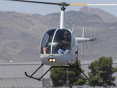 Robinson R22 Beta N292DD (ChrisK48) Tags: aircraft helicopter dvt phoenixaz robinsonr22beta kdvt phoenixdeervalleyairport goldcoasthelicopters n292dd