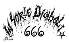 In Sorte Diaboli - 1 (Sofia Metal Queen) Tags: black art hail dark artwork darkness magic fineart creative 666 hellish spell pentagram satan satanism devilish magical satanic sorte diaboli blackmagic insortediaboli