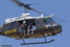 OCSD Hoist Training (PhantomPhan1974 Photography) Tags: bell hoist bellhelicopters ocsd uh1h orangecountysheriffsdepartment duke6 7422540 n186sd ocsdasu