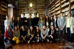 M4302485 (pierino sacchi) Tags: mostra de liceo biblioteca andr visita scuola golgi universitaria broni scientifico