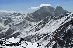 / Elbrus region (dariamyasina) Tags: mountain snow mountains nature landscape russia outdoor caucasus mountainside elbrus