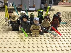 A new order of Jedi (Averey Man) Tags: starwars lego jedi lukeskywalker theforceawakens