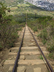 Koko Head Crater Trail (JonathanWolfson) Tags: hawaii hiking trail koko kokohead