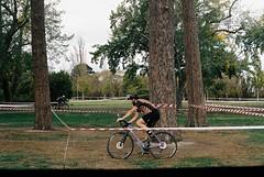 000011 (Keke Kate) Tags: film 35mm labrador cyclocross pentaxmx