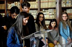 M4302468 (pierino sacchi) Tags: mostra de liceo biblioteca andr visita scuola golgi universitaria broni scientifico