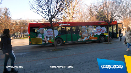 Info Media Group - Moj Market, BUS Outdoor Advertising, Banja Luka 12-2015 (7)