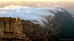 Table Mountain Cable Clouds (Panorama Paul) Tags: sunrise southafrica capetown aerialphotography tablemountain westerncape nikkorlenses nikfilters nikond800 wwwpaulbruinscoza paulbruinsphotography nicokohne