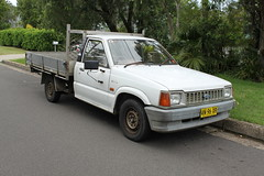 Ford Courier PC Ute (jeremyg3030) Tags: cars ford pc utility pickup ute mazda courier bseries