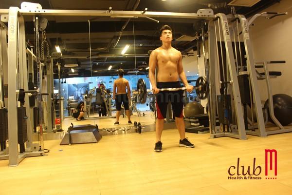 Bí quyến để tăng cường cơ bắp ở nam giới