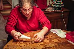 Gingerbread Man (raddad! aka Randy Knauf) Tags: christmas ellen sara gingerbread randy gingerbreadman christmascookies gingerbreadmen raddad raddad6735212 randyknauf saraknauf ellenknauf raddad4114 knaufchristmastradition