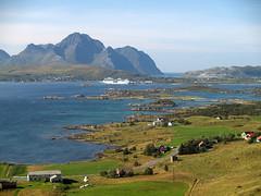 Islas Lofoten, Noruega. (claramunt.merche) Tags: mar olympus noruega lofoten islas crucero e500