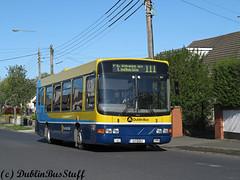 WV52 - Rt111 - RochestownPark - 180414 (dublinbusstuff) Tags: dublin bus wright dunlaoghaire dublinbus donnybrook sallynoggin route111 wv52 volvob6ble wrightcrusader rochestownpark pearsevillas loughlinstownpark