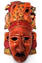 #11 (Andrzej Wodzinski) Tags: art mask mayan 365 maska 365project mayanmask aphotoadayproject