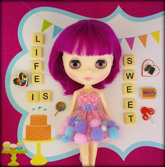 Blythe a Day Jan 12, 2016 Sweet or Sour?
