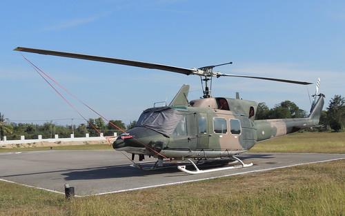 Bell 212 35010-1 Hua Hin ROTC 06Jan16