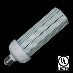 120 Watt LED Corn Bulb - 600 Watt HID Equal - 480 Volts (LedRadiant) Tags: lights corn led bulbs base mogul ledradiant