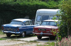 GER 476E (1) & NLY 645L (Nivek.Old.Gold) Tags: rover 1967 1972 v8 humber sceptre p6 1725 3500s