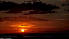 Castel Volturno Sunset (Magno Photography) Tags: sunset sky parco clouds italia campania camorra castelvolturno sareceno sonya5000