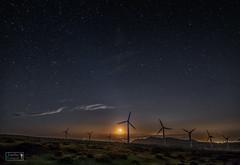 Sun or Moon. Does matters? (Emilio Rodrguez lvarez) Tags: canon eos noche 110 tokina galicia 7d estrellas nocturna mm cario 28 ortegal capelada 30exp
