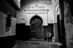 (Alan Schaller) Tags: street leica portrait white black alan 35mm photography m morocco and mm monochrom summilux asph tangier fle schaller typ 246