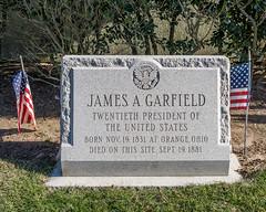President Garfield Death Site, Long Branch, New Jersey