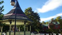 New Boston, NH - IMGP2267 (catchesthelight) Tags: autumn fall colors colorful nh gazebo fallfoliage foliage byway leafpeeping newbostonnh newhampshirefallfoliage wwwgeneralstarkbywayorg generaljohnstarkscenicbyway