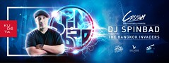 03-02-16 KU DE TA Bangkok Presents DJ Spinbad (clubbingthailand) Tags: club dj bangkok nightlife kudeta clublife spinbad httpclubbingthailandcom